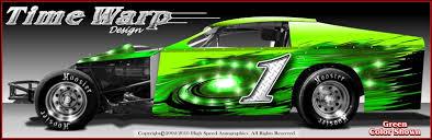 Modified Dirt Car Wrap Modified Race Car Decal Race Car Numbers