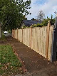 Timber Fencing Taylor Fencing Melbourne