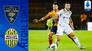Lecce 0-1 Verona | Late Pessina Strike Gives Verona First Win ...