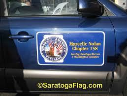 Dav Disabled American Veterans Custom Magnetic Vehicle Signs