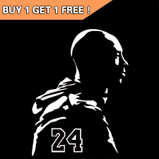 R I P Kobe Bean Bryant Car Sticker Jayjoe Decals For Cars Auto Motorcycle Accessories Bumper Window Door Body Car Stickers Car Stickers Aliexpress