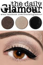 pin up makeup the daily glamour