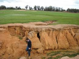 Repairing Gully Erosion Agriculture And Food