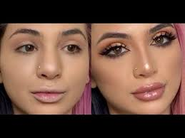 fake a nose job contouring your nose