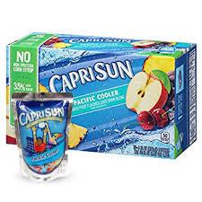 capri sun pacific cooler juice drink