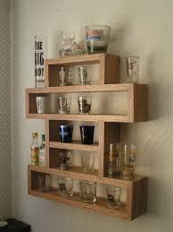 shot glass shelf by adam