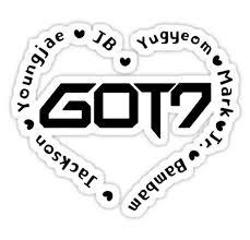Got7 Heart Sstk016 K Pop Music Brand Car Window Decal Sticker Animestickershop
