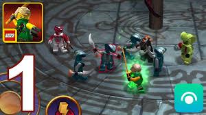 LEGO Ninjago Tournament - Gameplay Walkthrough Part 1 - Lloyd (iOS ...