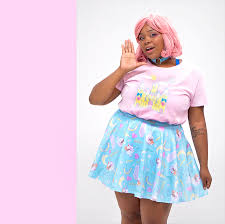 plus size fashion in control clothing