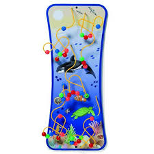Seascape Wire And Bead Maze Wall Toy 20 Ssm 100 Wall Panel Toys Waiting Room Toys