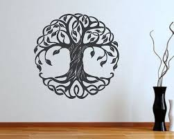 Your Place To Buy And Sell All Things Handmade Decal Wall Art Tree Wall Art Metal Tree Wall Art