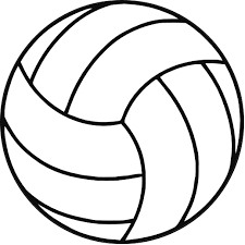 White Black Volleyball Static Window Clings In 6 Diameter Sport Magnets Window Clings Decals