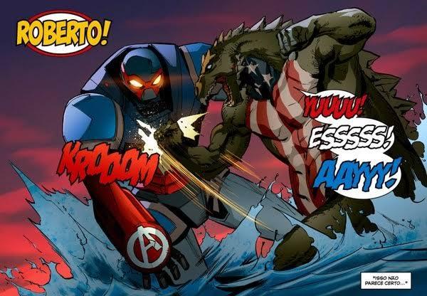 """Resultado de imagem para Kaiju Americano"""""""