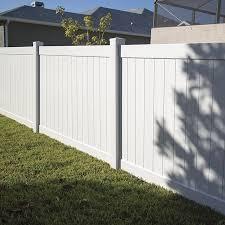 Freedom Vinyl Fencing Installation Instructions 6x6