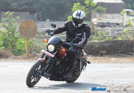 harley davidson street 750 first ride