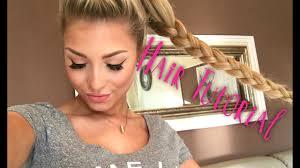 Hair Tutorial Pare Slow O Wlosach Doczepianych Youtube