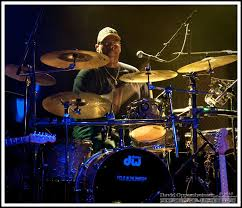 Raymond Weber on Drums with Dumpstaphunk