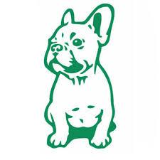 7 5 15 2cm French Bulldog Dog Car Stickers Pet Breed Puppy Vinyl Decals Funny Animal Creative Cartoon Window Sticker Car Styling Car Styling Car Stickerdog Car Stickers Aliexpress