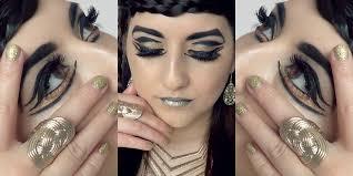 egypt makeup tutorial saubhaya makeup