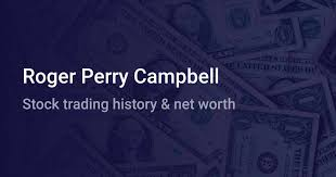 Roger Perry Campbell Net Worth (2020)   wallmine CA