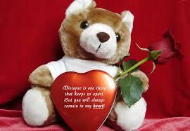 desktop love teddy bear