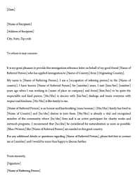letter of support for immigration 10