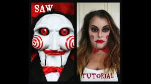 billy the doll makeup tutorial