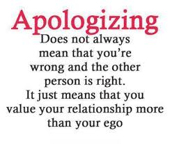 i value our relationship more than my ego quotes quotations