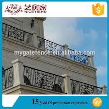 Yishujia Factory Iron Wall Grill Fence Design Cheap Balcony Steel Grills Design Buy Balcony Grills Balcony Steel Grill Designs Iron Wall Grill Design Product On Alibaba Com