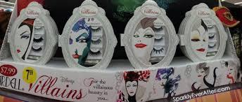disney villains nail art lashes