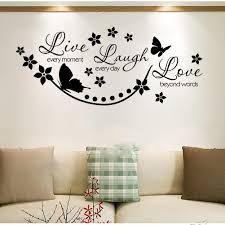 Removable Vinyl Wall Sticker Quote Live Laugh Love Wall Decals Living Room Decoration Wall Paper Mural Dinosaur Wall Stickers Discount Wall Decals From Livelovelaught 6 03 Dhgate Com