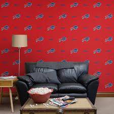 buffalo bills line pattern red