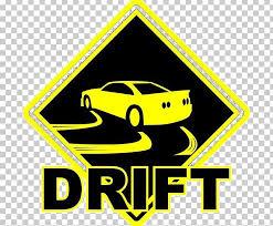 Formula D Drifting Car Sticker Decal Png Clipart Area Auto Racing Brand Bumper Sticker Car Free