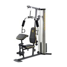 xr 55 home gym with 330 lbs