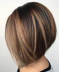 60 Hairstyles Featuring Dark Brown Hair With Highlights Fryzura