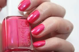 essie nail polish jam n jelly