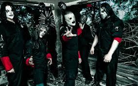 slipknot masks image hands costumes