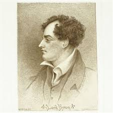 George Henry Harlow | Portrait of Lord Byron | MutualArt