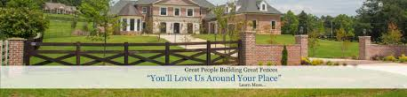 Tennessee Valley Fence Your Fence Companytennessee Valley Fence You Ll Love Us Around Your Place Huntsville Alabama