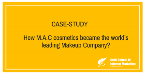 case study how m a c cosmetics became