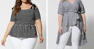 Semakin berat bahan pakaian, anda akan terlihat semakin gemuk. Ternyata Inilah 7 Model Baju Wanita Gemuk Agar Terlihat Langsing Happinest Id