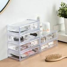 acrylic makeup organizer cosmetic