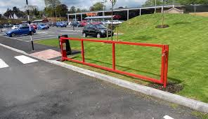 Manual Swing Arm Barriers Ideal For Multi Use Sites Newgate