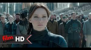Hunger Games Il Canto della Rivolta Parte 2 Trailer 2015 HD - YouTube