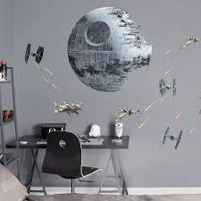 Star War Wall Stickers In Decors