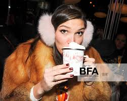 Adele Carr at CLICQUOT in the Snow: Olympic Edition / id : 964409 by Neil  Rasmus/BFA.com