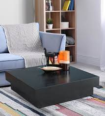 square coffee table by exclusive