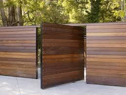 25 Amazing Modern Wood Fence Design Ideas For 2019 4 Modern Fence Design House Fence Design Fence Design
