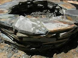 how to build a stone fire pit stone