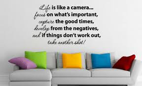Wall Decal You Never Know What Life Is Like Sticker Quote Saying 114 For Sale Online Ebay